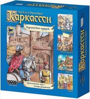 Настольная игра Каркассон. Королевский подарок (2-е издание)