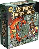 """Настольная игра """"Манчкин. Pathfinder Делюкс"""""""