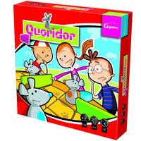 """Настольная игра """"Коридор (Quoridor)"""" для детей"""