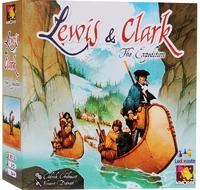 """Настольная игра """"Льюис и Кларк: Путешествие"""""""