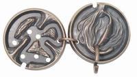 Головоломка Медаль / Cast Puzzle Medal (уровень сложности 2)
