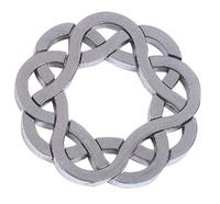 Головоломка Волна / Cast Puzzle Coaster (уровень сложности 4)