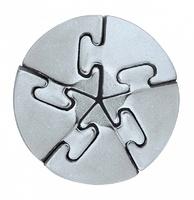 Головоломка Спираль / Cast Puzzle Spiral (уровень сложности 5)