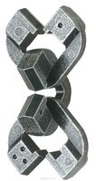 Головоломка Цепь / Cast Puzzle Chain (уровень сложности 6)