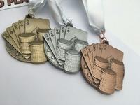 Комплект медалей для покера (3 шт)