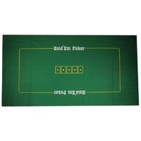 Сукно для покера Holdem Poker 180x90x0,2 см