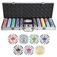Набор для покера Empire на 500 фишек
