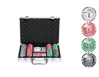 Набор для покера NUTS на 200 фишек