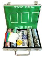 Набор для покера Royal Flush Plus на 200 фишек