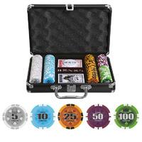Набор для покера Caracas на 200 фишек